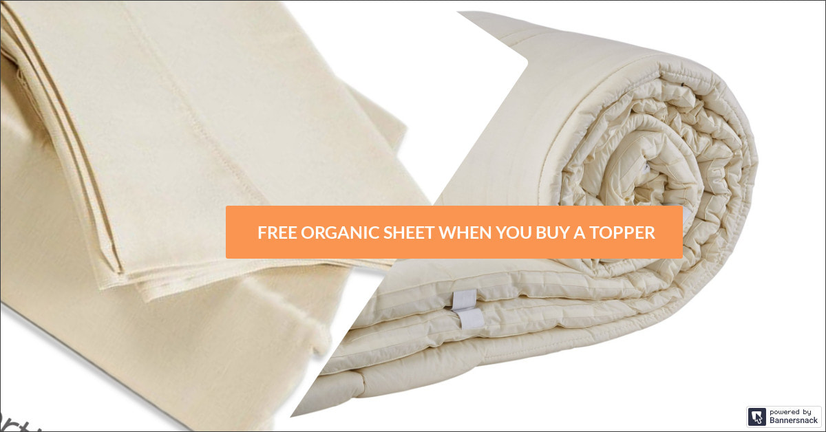 Wool Mattress Topper By Sleep And Beyond